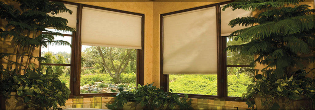 Portrait Honeycomb Shades