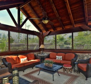 Advantages of Aluminum Shutters Outdoors
