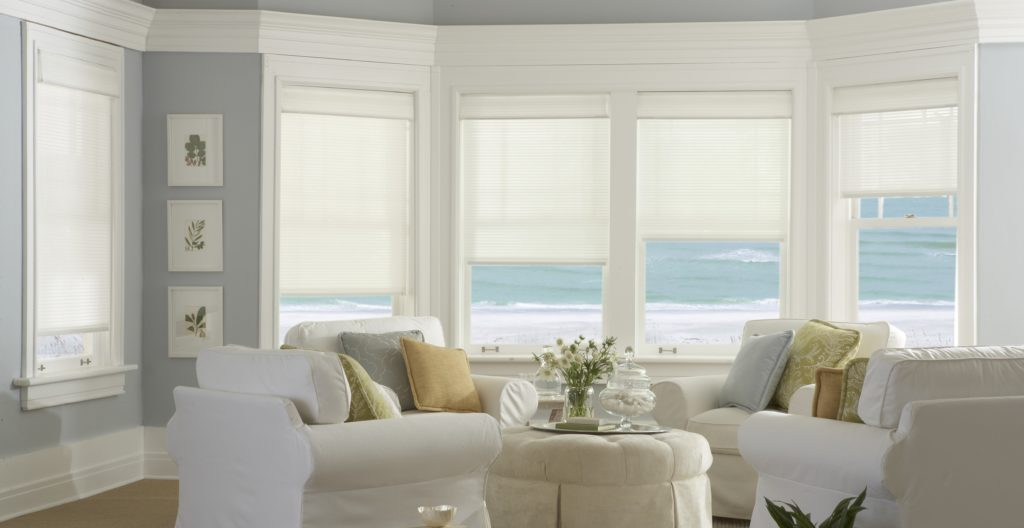 Roller Shades on the Coast
