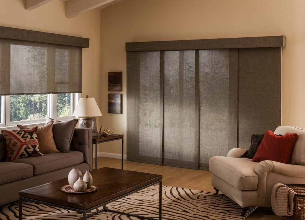 Vertical Blind Alternative