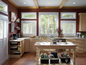 What Rooms Are Best for Wooden Shutters?