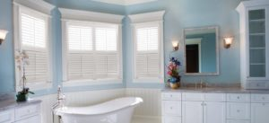 Can You Put Plantation Shutters in a Bathroom?