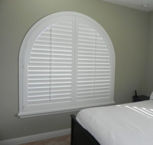 Plantation Shutters Keep Heat Out